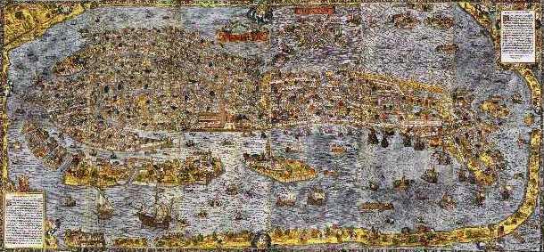 Xilografia di Venezia 1559