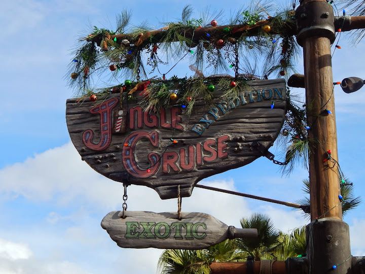 Jingle Cruise, Christmas at Disney