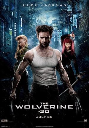 Filme Poster Wolverine - Imortal TS XviD & RMVB Legendado