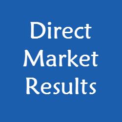 Direct Market Results logo
