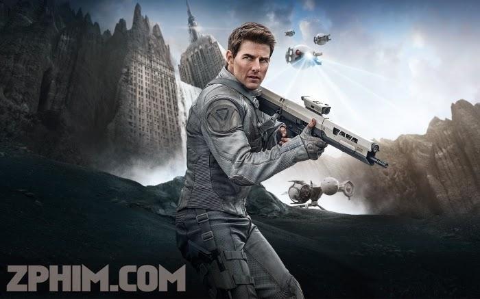 Ảnh trong phim Bí Mật Trái Đất Diệt Vong - Oblivion 1
