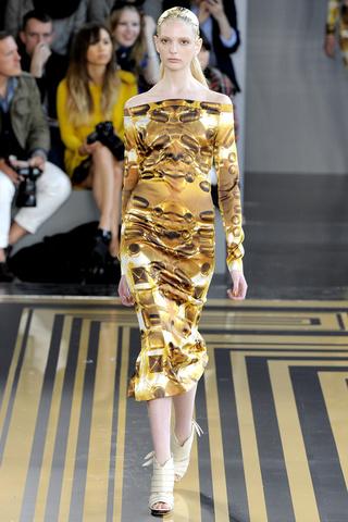 TOPSHOP UNIQUE – PRIMAVERA VERANO 2012 (London Fashion Week) – mujer 2.0 6e47e351a79e