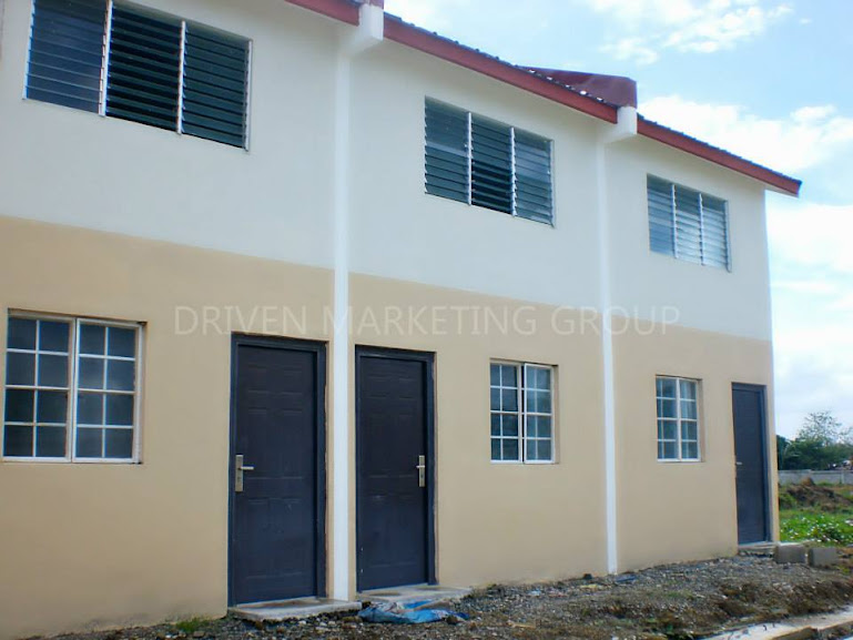 Affordable House And Lot In Bulacan Margaret Townhouse