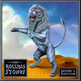The Rolling Stones - Bridges to Babylon album cover