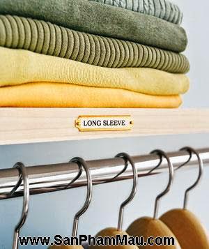 17 mẹo nhỏ cho tủ quần áo ngăn nắp-11