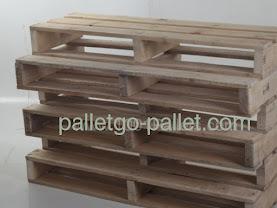 """""""pallet gỗ làm bàn ghế"""