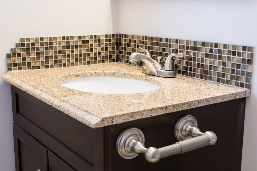 home for sale in Phoenix AZ showcases this master bathroom vanity