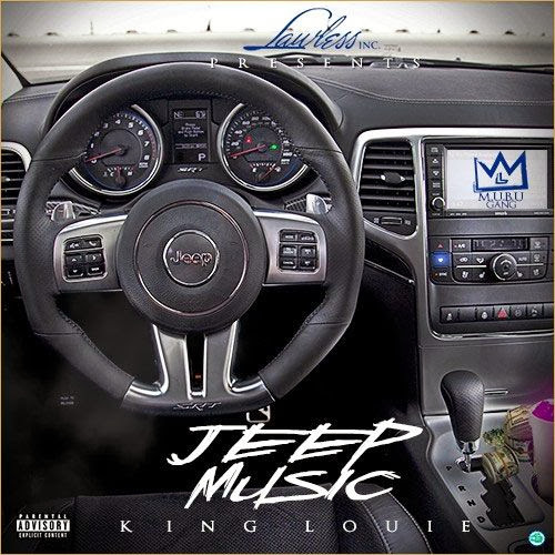Cover of King Louie - Jeep Music Mixtape English Mp3 Songs Free Download Listen Online at Alldownloads4u.Com