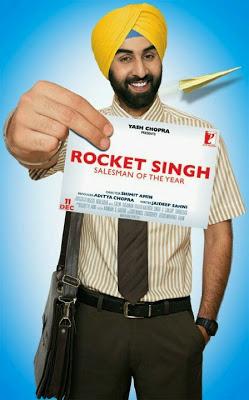 Rocket Singh: Salesman Of The Year - Tấm vé tốc hành