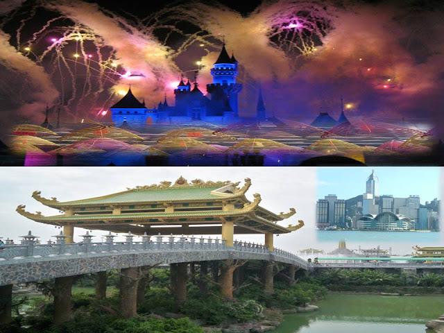 Hong Kong Attraction