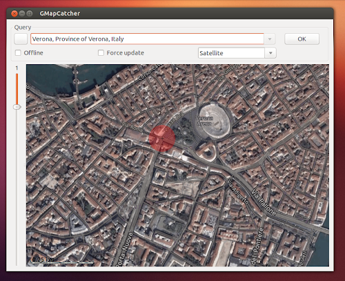 GMapCatcher 0.8.0 su Ubuntu