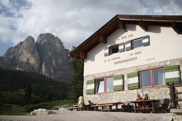 Regensburger Hütte