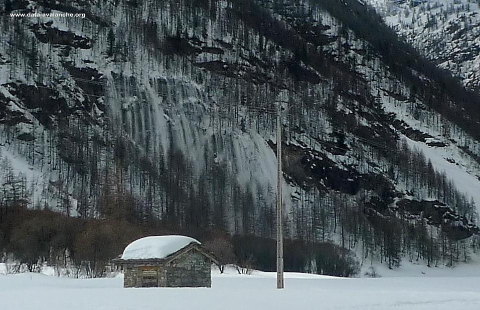 Avalanche Haute Maurienne, secteur Bessans, Tierce - Photo 1