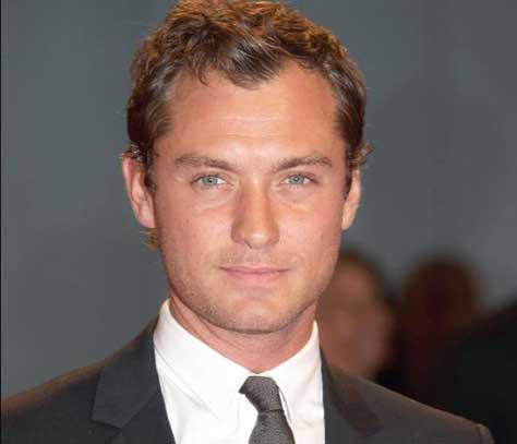 Jude Law elegante