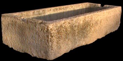 Vasca e doccia storia della vasca da bagno - Vasche da bagno in pietra ...