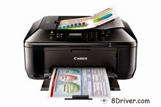 Download Canon PIXMA MX432 Printers driver software and setup