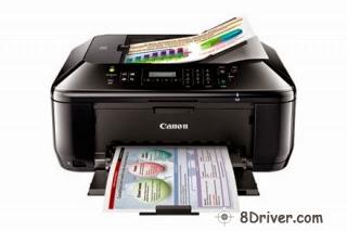 download Canon PIXMA MX432 printer's driver
