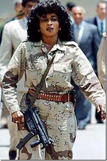 my scenic byway  gadhafi u0026 39 s amazonian guard