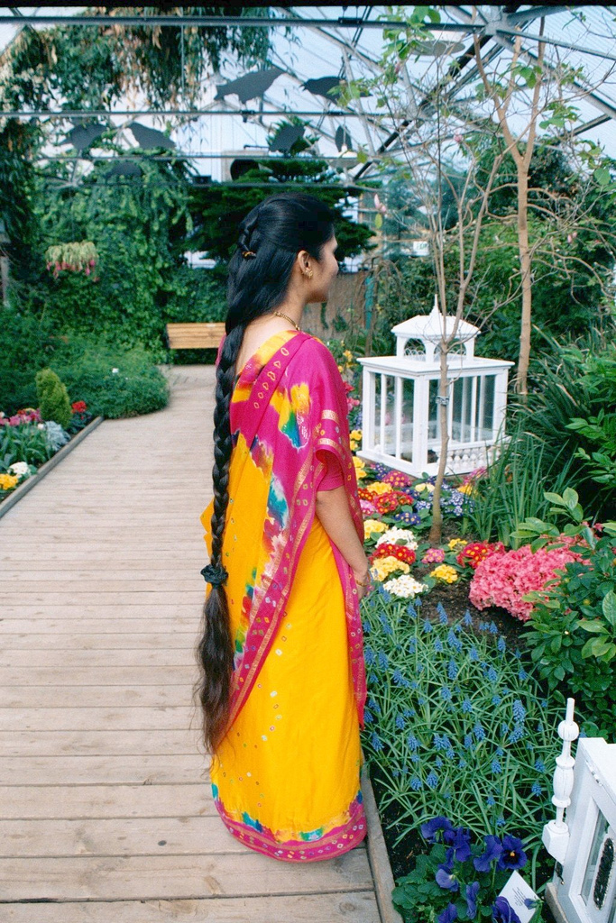 Longhairgirls Very Long Hair Indian Women-7018
