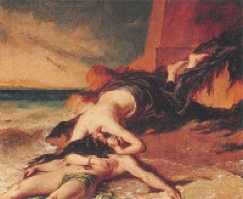 The Myth Of Hero And Leander