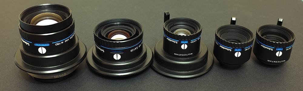 2.003. Enlargering Lenses.
