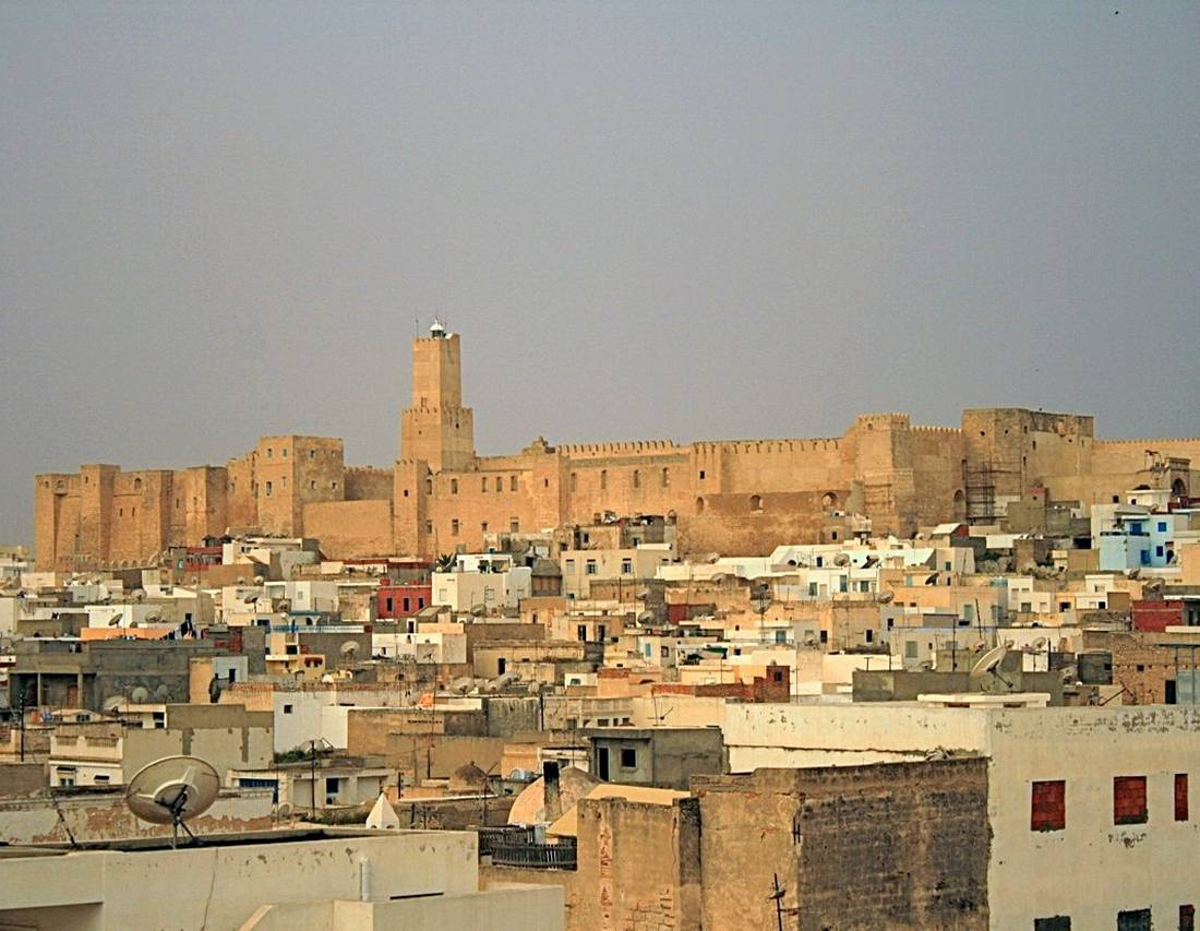 Сусс Медина - отдых в Тунисе
