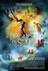 Cirque du Soleil Worlds Away - Gánh xiếc mặt trời