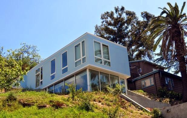 Echo Park, homes, architecture