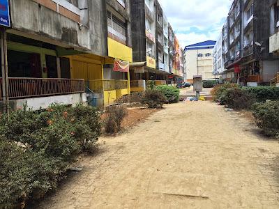 Keadaan Kota Bharu Selepas Banjir Besar