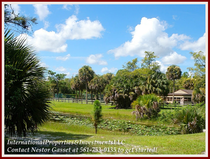 Loxahatchee FL Deer Run Homes For Sale Florida IPI International Properties and Investments Photo details 1