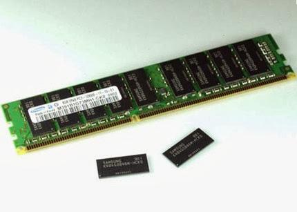 Almacenamiento primario en una computadora - Memoria RAM, Memoria ROM