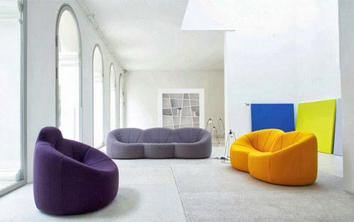 sofa cách điệu