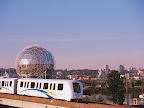 Sprachaufenthalt Vancouver - SkyTrain — Science World