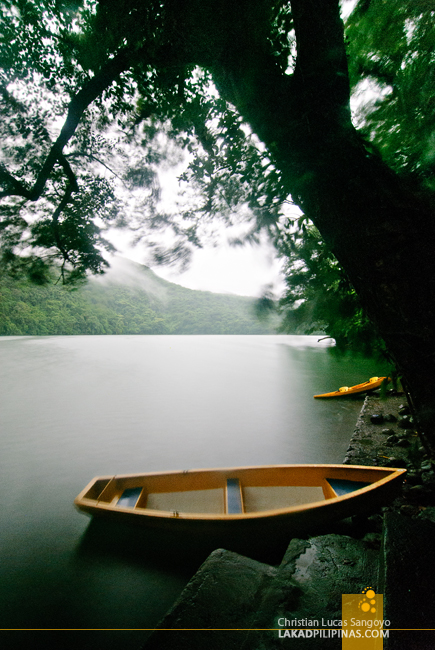The Placid Lake Bulusan in Sorsogon