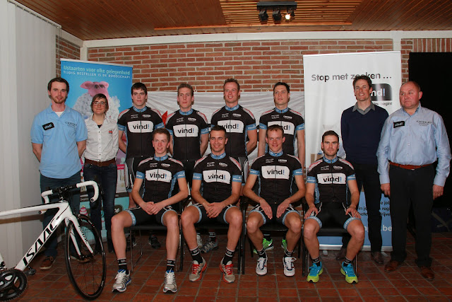 Vind Cycle Project team 2015