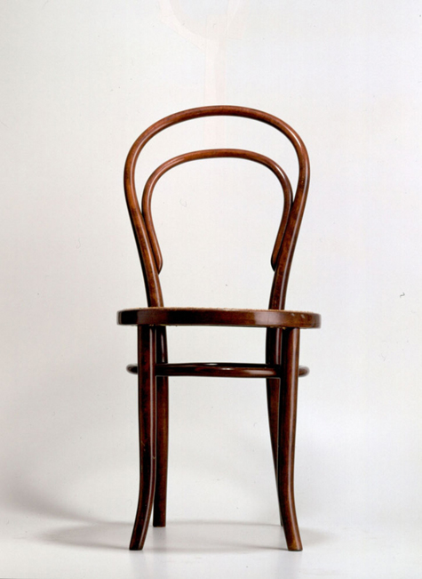 Amsterdam modern thonet for Chaise bentwood