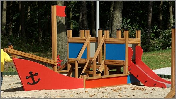 Puławy Plac zabaw na terenie aquaparku