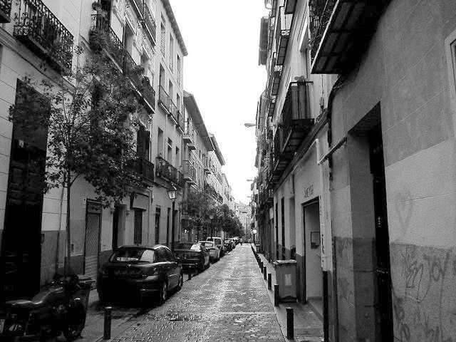 Calle de la madera alta y baja viendo madrid - El escondite calle villanueva ...
