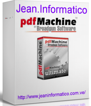 pdfMachine Ultimate v14.28 Full + Serial + Crack | Jean.Informatico