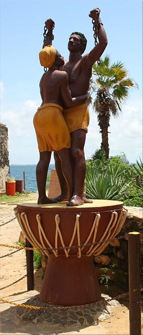 Monumento a la abolición de la esclavitud