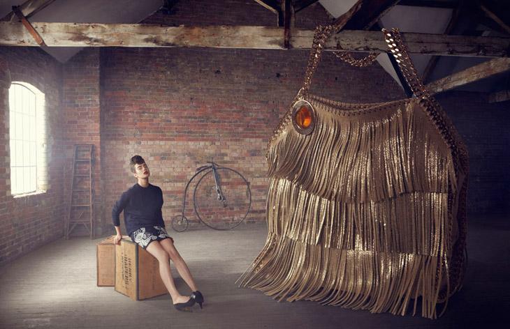#英國 Harrods百貨公司:The Big Bag Theory 抓住女人的心! 5