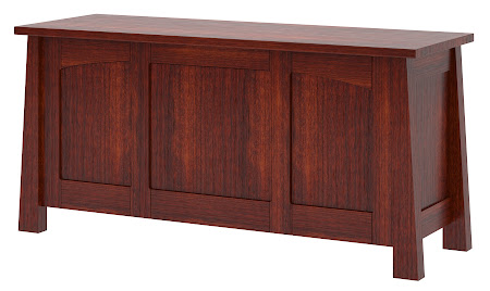 Matching Furniture Piece: Luxor Cedar Chest in Sedona Cherry
