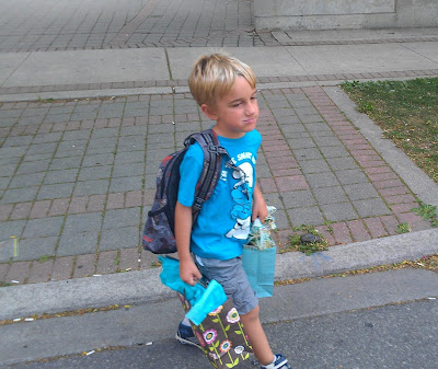POD: Last day of School