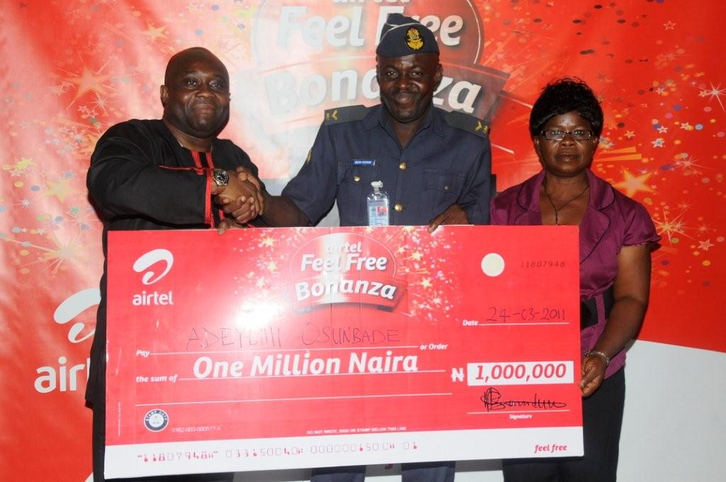 airtel motivation of emplyees January 29, 2011 lagos, nigeria:airtel nigeria, a leading telecommunications services provider has rewarded 10 outstanding employees for exception performance.