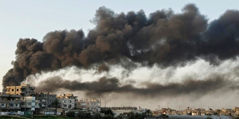Israel definitely has good reasons to retaliate against Gaza. It can't just refrain from responding. The question is, to what extent do Israeli bombings continue? How many civilians is it acceptable to kill one valid target? And is it raising the next generation of terrorists?