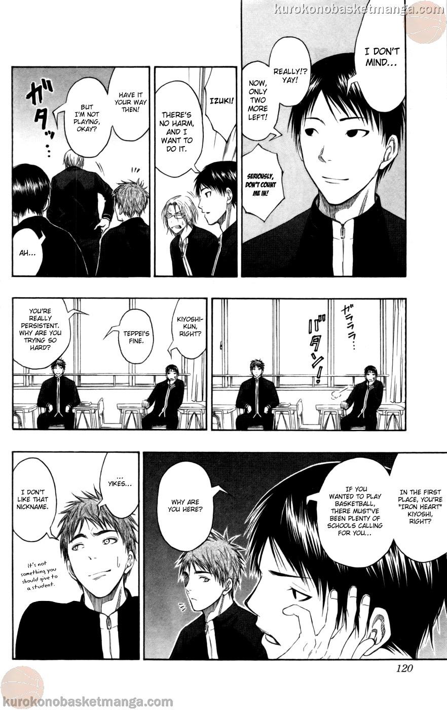 Kuroko no Basket Manga Chapter 95 - Image 16