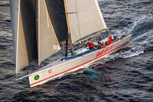 McConaghy 100- Wild Oats XI sailing Sydney Hobart Race 2013