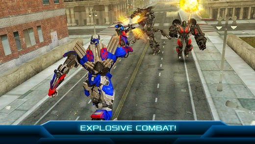 TRANSFORMERS: AGE OF EXTINCTION v1.3.2 for iPhone/iPad