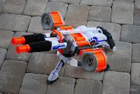 Nerf Elite Rhino Fire