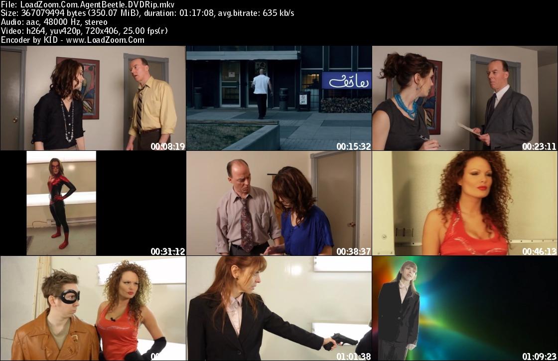 movie screenshot of Agent Beetle fdmovie.com